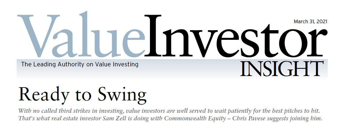 Uncovering Value: EQC